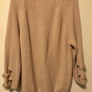 3aa2b4fcc8 Chicwish Sweaters - Chicwish Lace Up Sweater